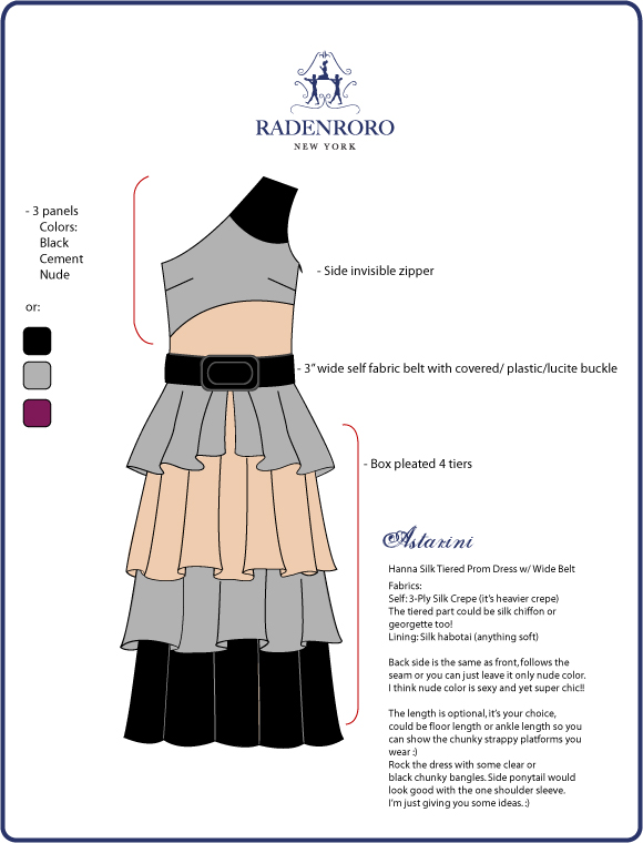 Astarini Dress
