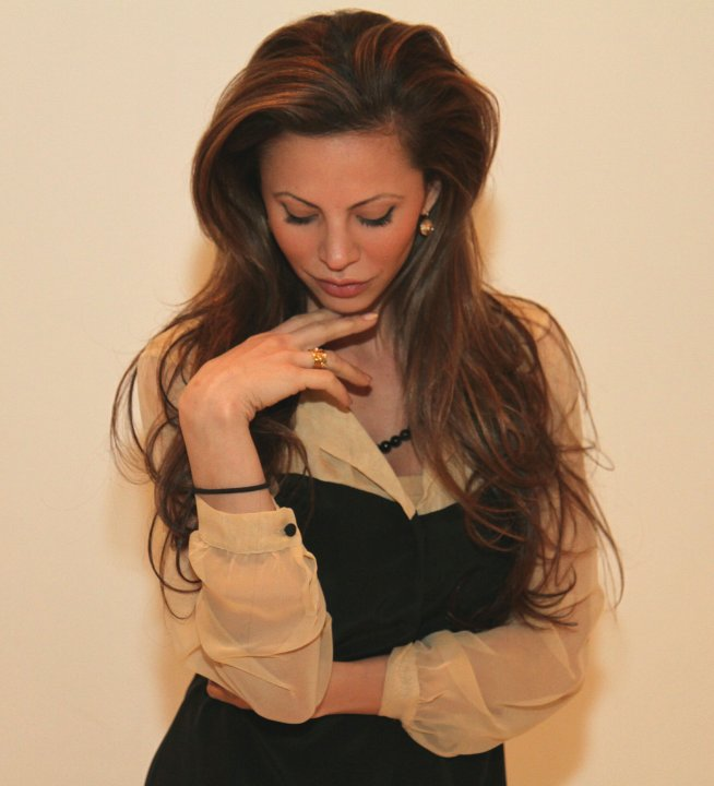Gia Allemand in Biyanka