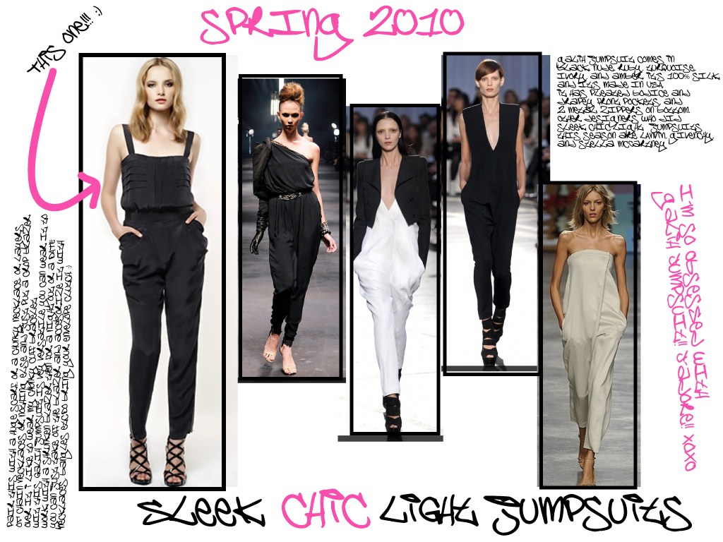 Galih Spring/Summer 2010 Jumpsuit