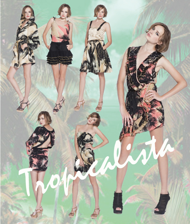 RADENRORO Tropical Prints
