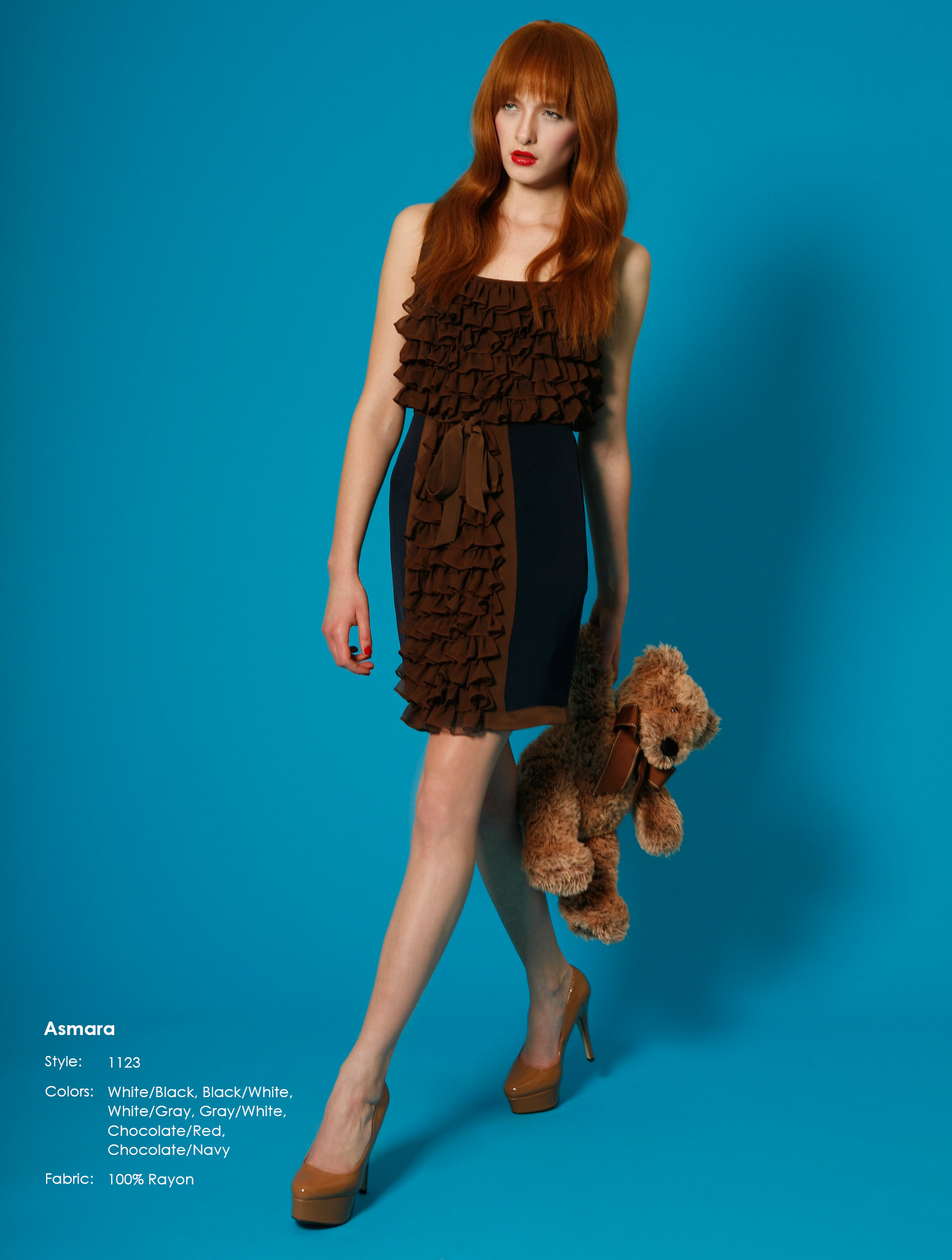 Radenroro FW11 Asmara Dress