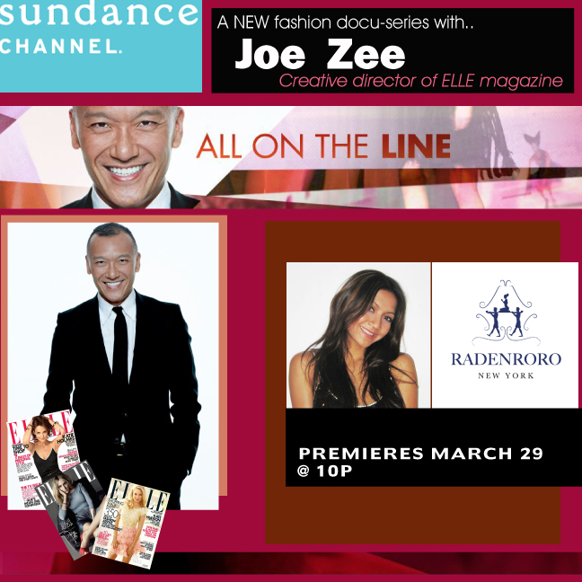 ALL ON THE LINE on SUNDANCE CHANNEL