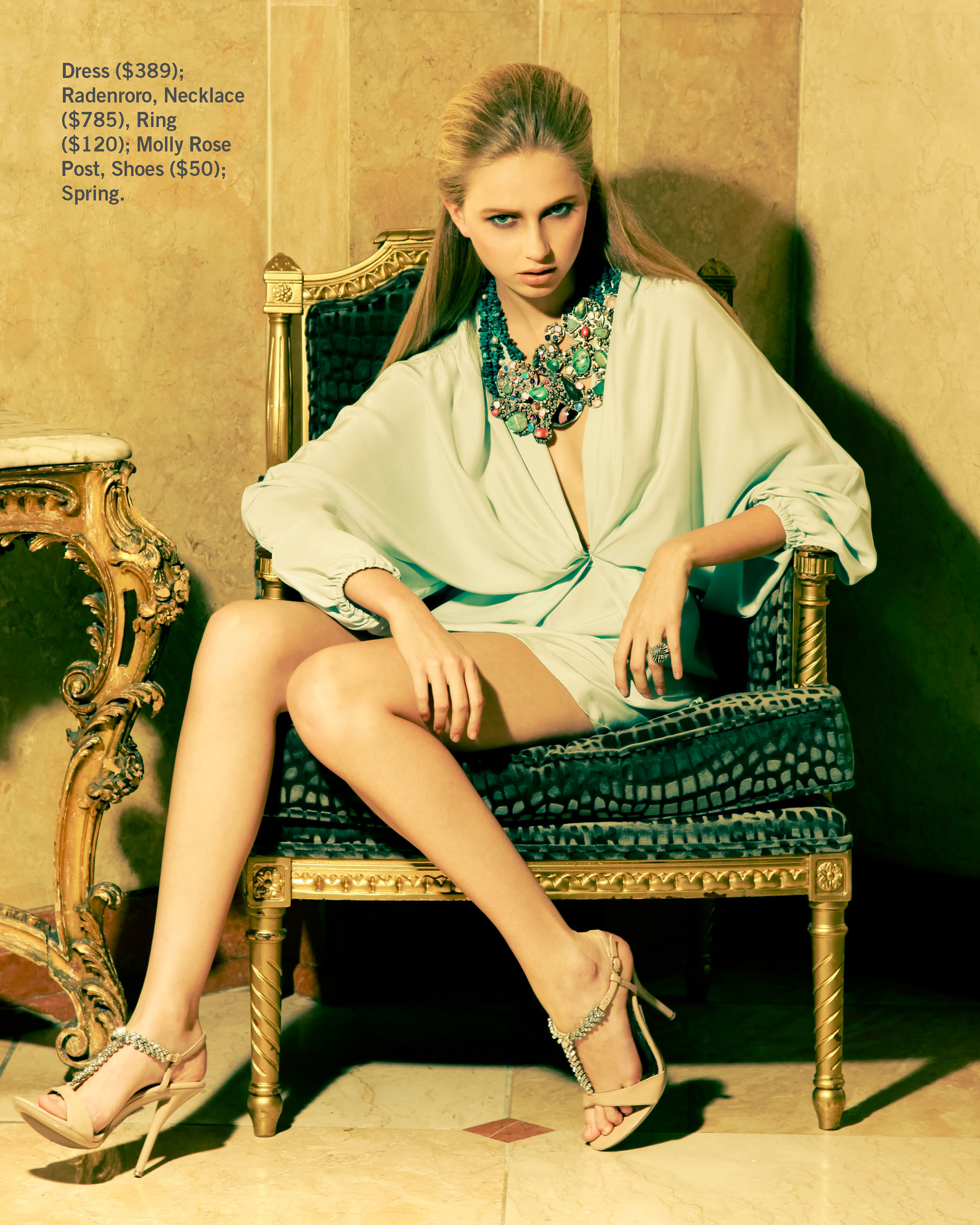 Aria Dress on Kenton Magazine