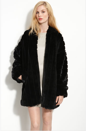 RADENRORO Lestari Faux Fur Coat on Nordstrom.com