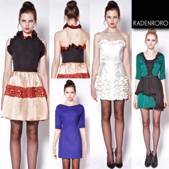 RADENRORO FALL WINTER 2012