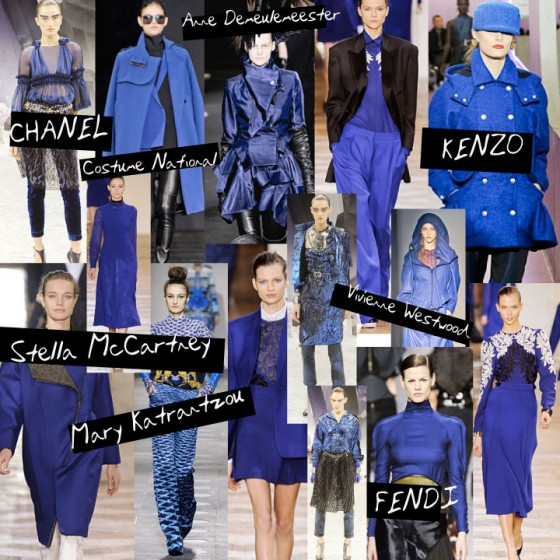 Fall Winter 2012 Trend