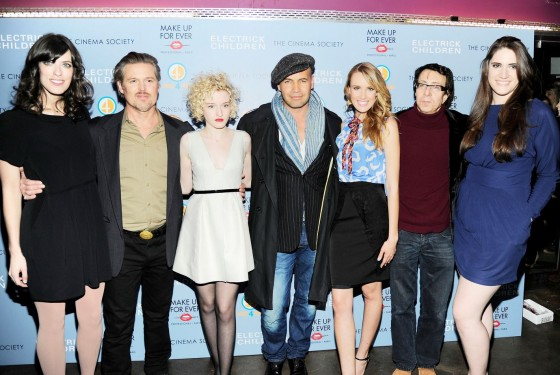 Electrick Children premiere